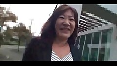 52yo Hairy Japanese Granny Michiko Okawa Pt. 1 (Uncensored)