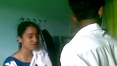 Bangladeshi 18  School Girl Blowjob and Fucked By Boyfriend by - Xtube3.com