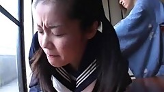 179 Decent Manner - Mom spanks schoolgirl for being late to class
