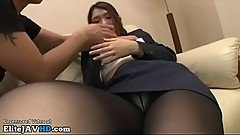 Black cock in asian