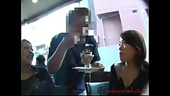 OH MY GOD she milk your icecream &amp_ tea - asiasexcam.club