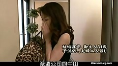 Japanese Milf Fucks With Younger Guys