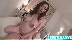 Hot ass asian MILF hot pussy creampie drippin