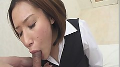Emi Orihara sexy teacher gets creamed pussy