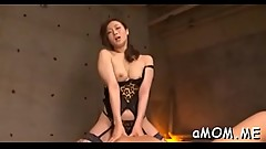 Sexy mother i would like to fuck tries asian porn on cam