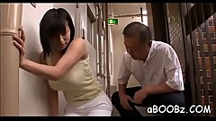 Serious oriental porn with 2 moms