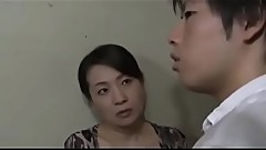 Asian Japanese boy found his mom'_s adultery - Pt2 On HDMilfCam.com