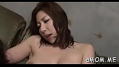 Japan mother i&#039_d like to fuck roughly drilled on cam