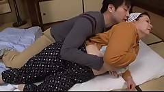 Datingsolo.com - Mature Uncles Wife Chizuru Iwasaki Swooped and Fucked By Horny Nephew