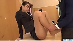 Yui Oba, teacher in heats, amazing hardcore school fuck - More at javhd.net