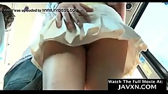 Very Hot Asian Teen Gets Groped On The Bus. Watch The Full Movie At: JAVXN.COM