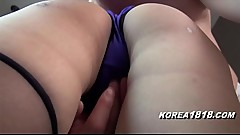 korean porn hottie wants horny