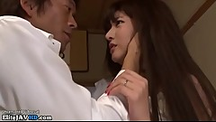 Jav wife rough sex with horny husband - More at Elitejavhd.com